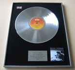 BILLY JOEL - The Stranger PLATINUM LP PRESENTATION Disc